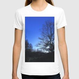 Clear Winter's Evening T-shirt