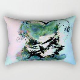 Black Cats Have More Fun Rectangular Pillow
