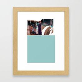 ROUGHKut#011016 Framed Art Print