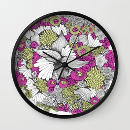 macrocosm 2 Wall Clock