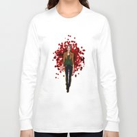rogue Long Sleeve T-shirts featuring Rogue by DiegoC