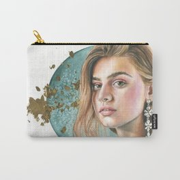 Moon Child Carry-All Pouch