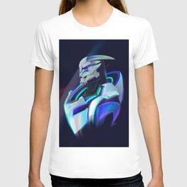 NEON Tiran Kandros Fan Art T-shirt