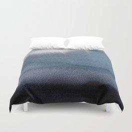In Blue Duvet Cover