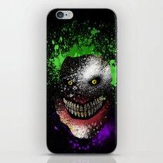 Hi, I'm Jo! (Mask) iPhone & iPod Skin