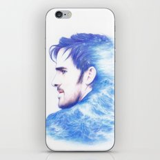 Born With The Sea In His Blood iPhone & iPod Skin