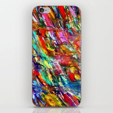 Colorful Waters iPhone & iPod Skin