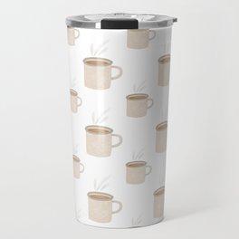 Tea and Coffee Cups Travel Mug