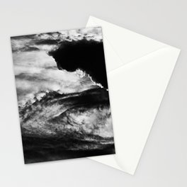 Black Cloud Stationery Cards