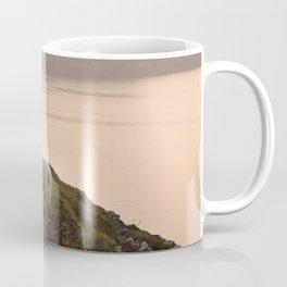 Little lambs on a cliff Coffee Mug