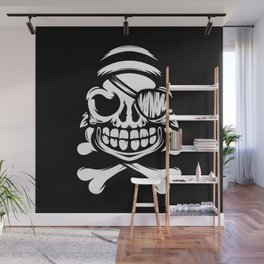Jolly Pirate Wall Mural