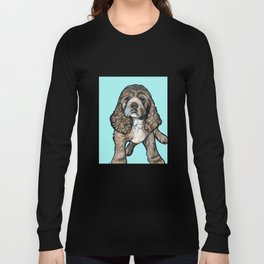 Lego the Cocker Spaniel Long Sleeve T-shirt