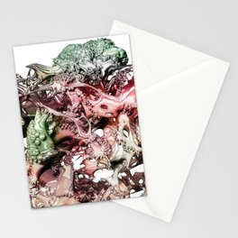 Life On Other Planets Stationery Cards