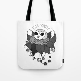 Zeus - Free yourself Tote Bag