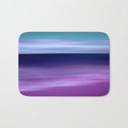 purple beach XI Bath Mat