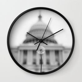 American Wishes Wall Clock
