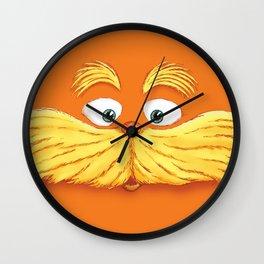 My Lorax Wall Clock
