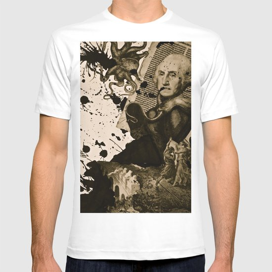 Penser : Combat mental. T-shirt