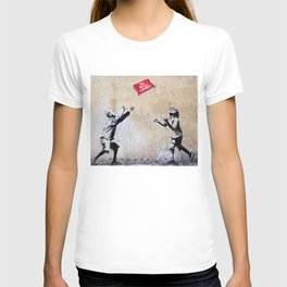 Banksy, Ball Games T-shirt