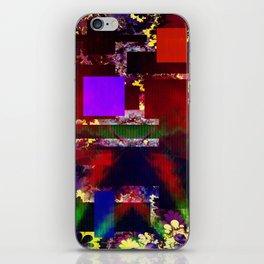 fire gate IV iPhone Skin
