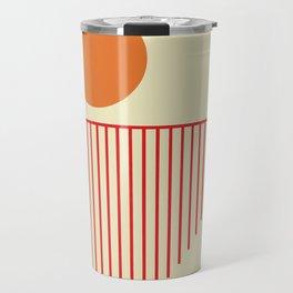 Abstract Composition #11 Travel Mug