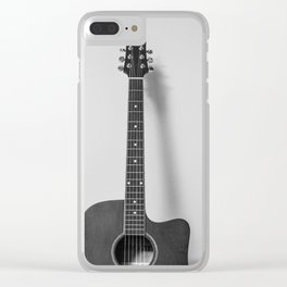 Uke, I am Your Father Clear iPhone Case