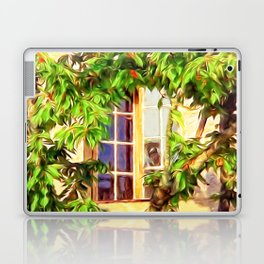 Garden Window Laptop & iPad Skin