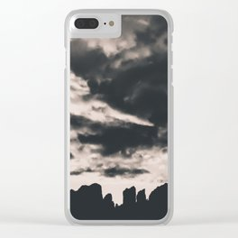 Take Me to the Desert - Sedona Arizona Clear iPhone Case