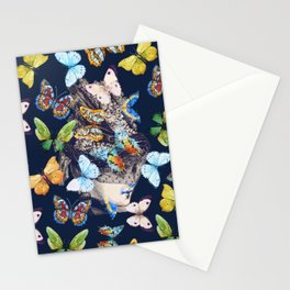 The Butterfly Collector Stationery Cards