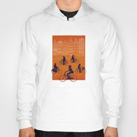 amsterdam Hoodies featuring Amsterdam by Ben Whittington
