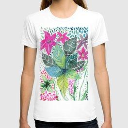 Leafy Tropical T-shirt