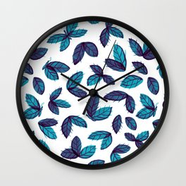 In Disguise Wall Clock