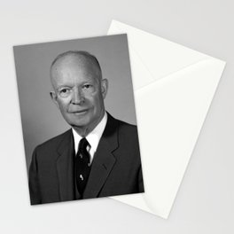 President Dwight Eisenhower Stationery Cards