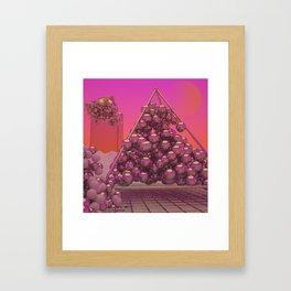 INVADE Framed Art Print