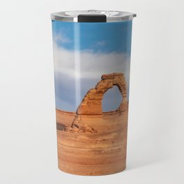 Delicate Arch 0415 - Arches National Park, Moab, Utah Travel Mug