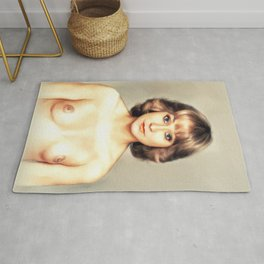 Felicity Kendal, Actress - Good Life Rug