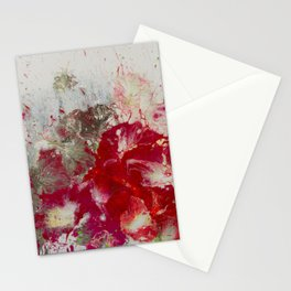 Petunias Stationery Cards