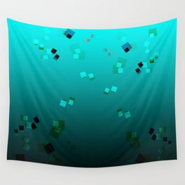 20180707 Graphic gradient pleasure No. 1 Wall Tapestry