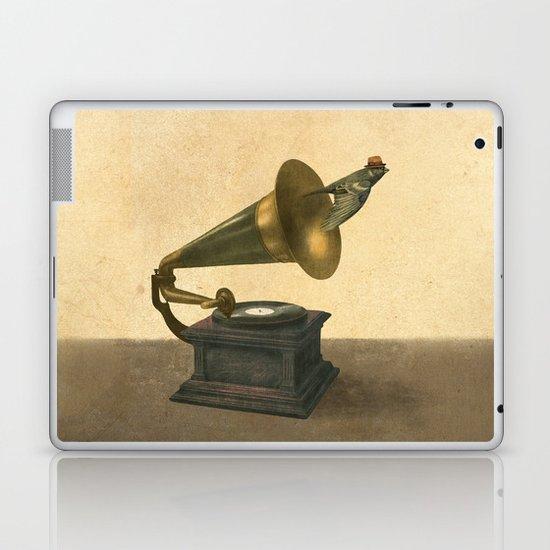 Vintage Songbird Laptop & iPad Skin