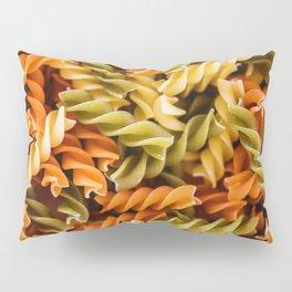 Pasta Noodles Pattern (Color) Pillow Sham