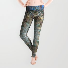 Eternity and the Spiral Leggings