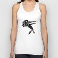 fight Tank Tops featuring FIGHT by Tanya Pligina