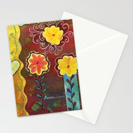 Performers Stationery Cards
