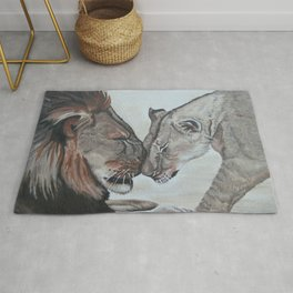 Cecil the Lion Rug