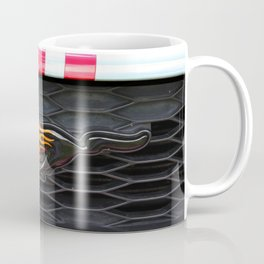 Firey Mustang Coffee Mug