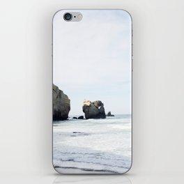 Dunedin beach - New Zealand iPhone Skin