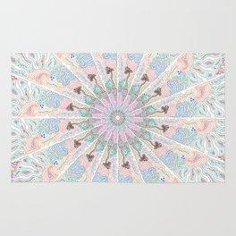 Titleless Mandala Rug