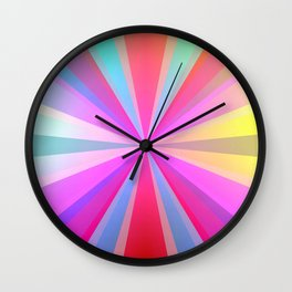 EXPLURSTING Wall Clock