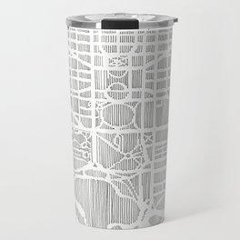 DC city print Travel Mug