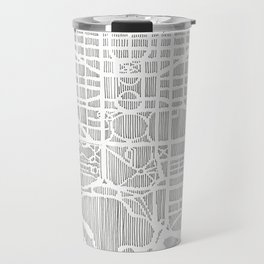 DC city print Travel Mug